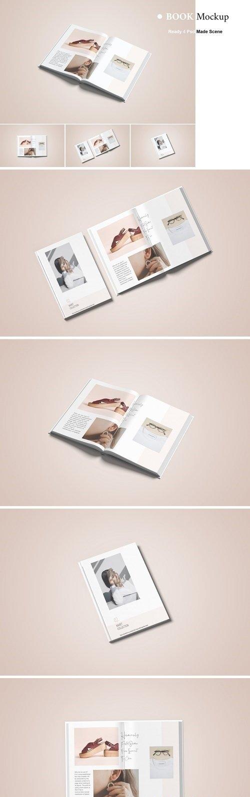 Book Mockup V.3