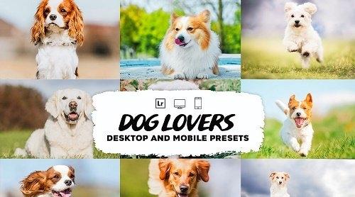 Dog Lovers Lightroom Presets - 5953302