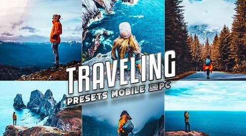 Traveling Lightroom Presets Mobile and Desktop