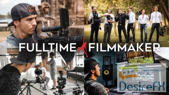 Full Time Filmmaker Tutorials Bundle (2021 Update)