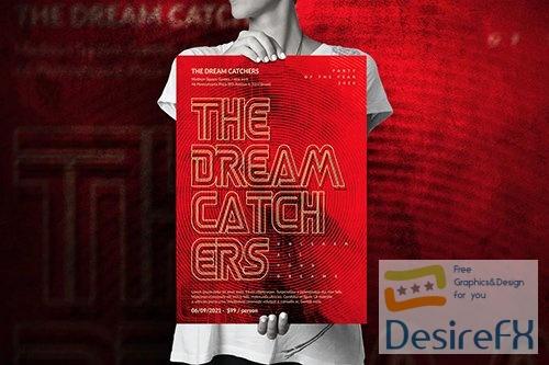 Art Music Event - Big Poster Design