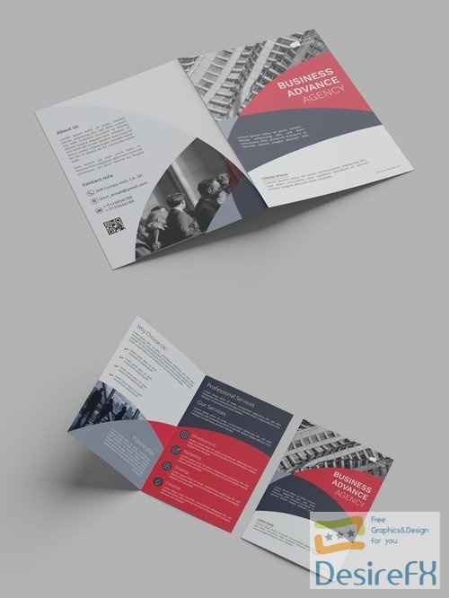 Business – Bifold Brochure