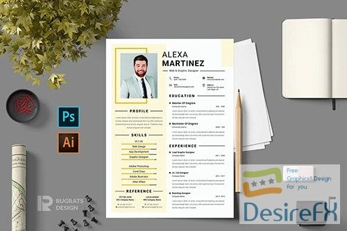 CV Resume r2