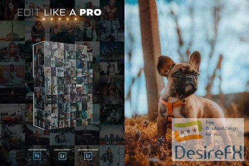 Edit Like A PRO 13th - Photoshop & Lightroom