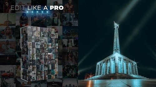 Edit Like A PRO 14th - Photoshop & Lightroom