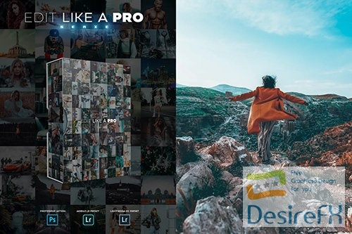 Edit Like A PRO 54th - Photoshop & Lightroom