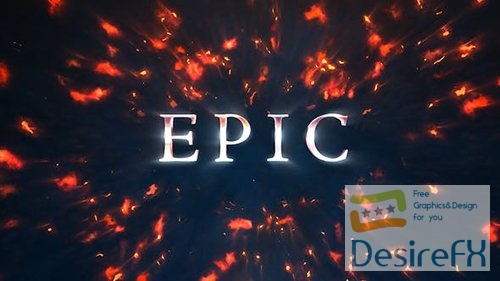 Epic Titles: Explosion 4K 18040487