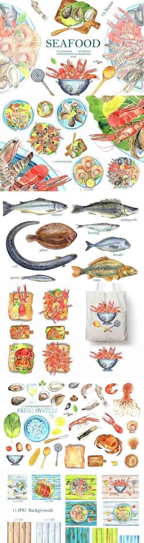 Seafood - 1309774