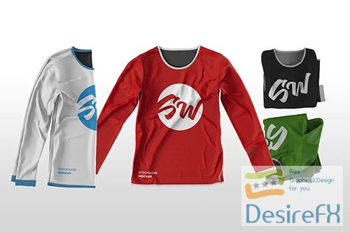 Sweatshirt Mockup Collection