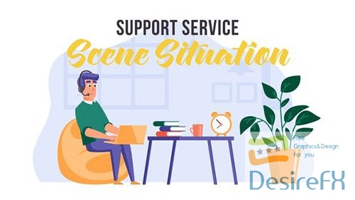 Support service - Scene Situation 31794004