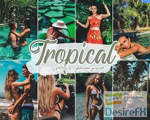 Tropical Lightroom Presets - 5819327