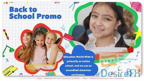 Back To School Promo 33224640
