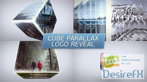 Cube Parallax Logo Reveal 17100443
