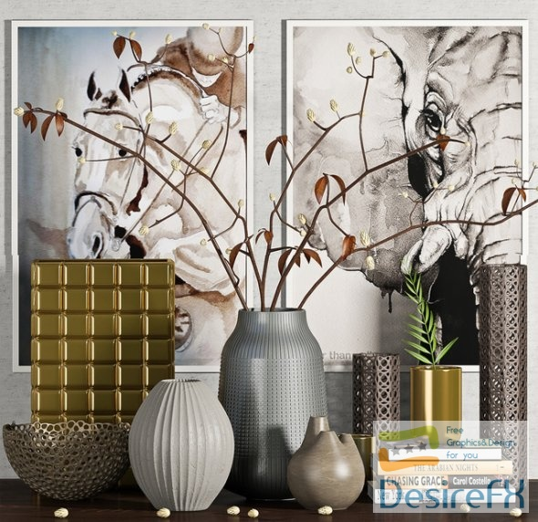 Decorative Set 9