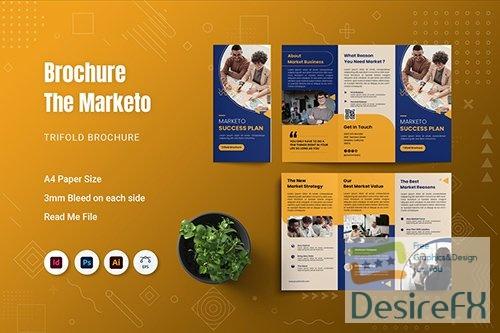 Marketo Trifold Brochure AH2SJBJ