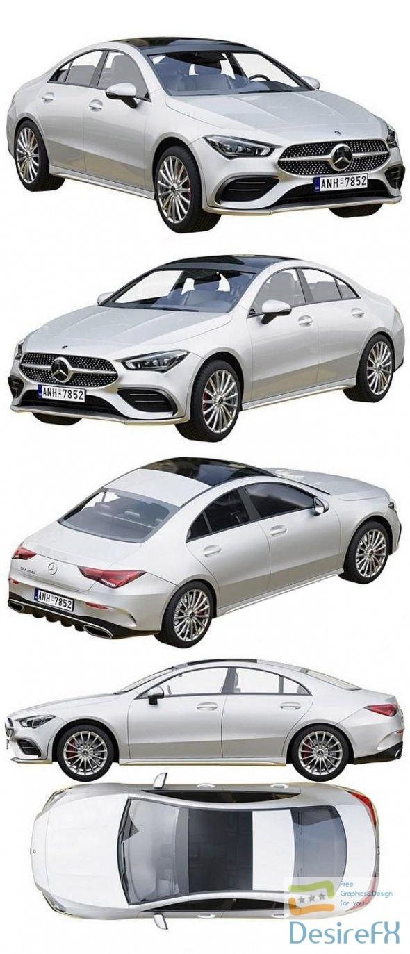 Mercedes-Benz CLA Coupe 250 2020