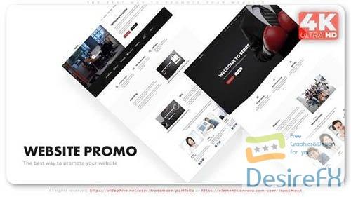 Minimal Website Promo   Z24 33224631