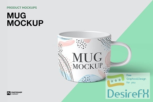 Mug - Mockup GA6UB8E PSD