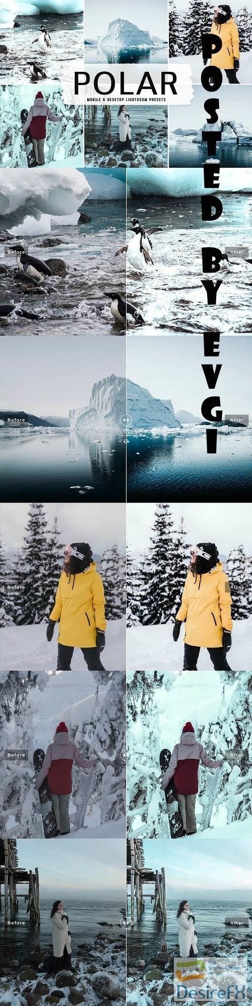 Polar Pro Lightroom Presets - 6339057