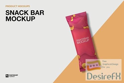 Snack Bar - Mockup CUZRSHW PSD