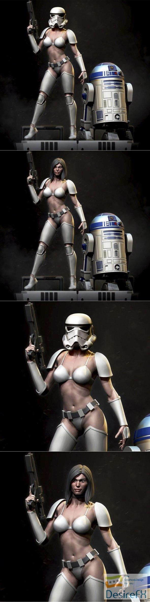 Stormtrooper 3D Print