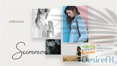 Summer Fashion Collection Promo B96 33158957