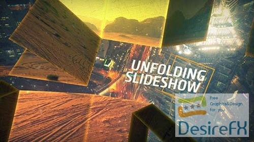 Unfolding Slideshow 16995816