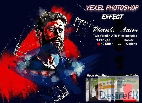 Vexel Photoshop Effect - 6318182