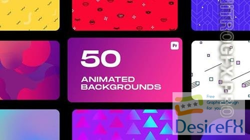 Animated Backgrounds for Premiere Pro 33308513