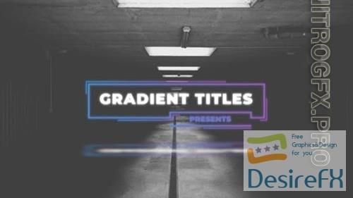 Gradient Titles 33270280