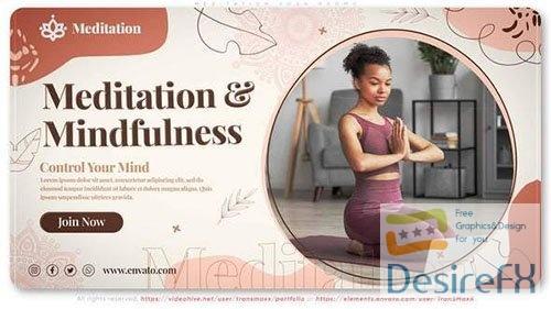 Meditation Yoga Promo 33559782