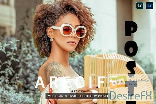 Arecife Lightroom Presets Dekstop and Mobile - NPSVYP5