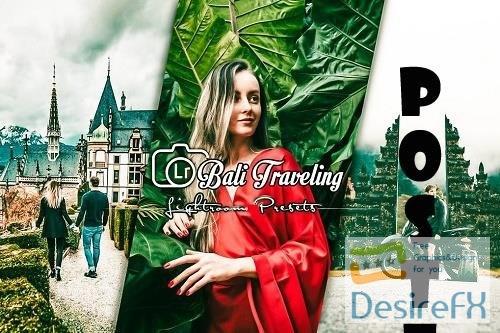 Bali Traveling Lightroom Presets - WNY5BQC