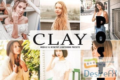 Clay Pro Lightroom Presets - 6574094 - Clay Mobile & Desktop Lightroom Presets