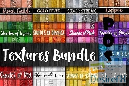 Colorful Digital Textures Bundle - 5354117