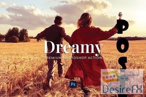 Dreamy Photoshop Action - 8CYZCSE