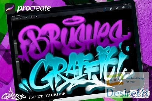 Graffiti Brushes #2