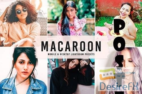 Macaroon Pro Lightroom Presets - 6585492 - Macaroon Mobile & Desktop Lightroom Presets