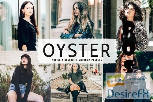 Oyster Pro Lightroom Presets - 6590736