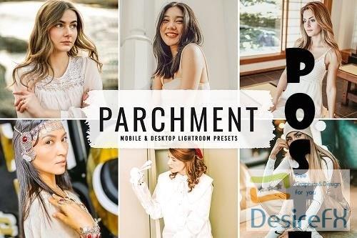 Parchment Pro Lightroom Presets - 6590740