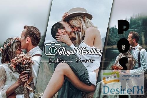 Royal Wedding Lightroom Presets Mobile and Desktop - QNSLH4Y