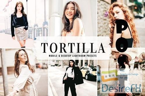 Tortilla Pro Lightroom Presets - 6590750