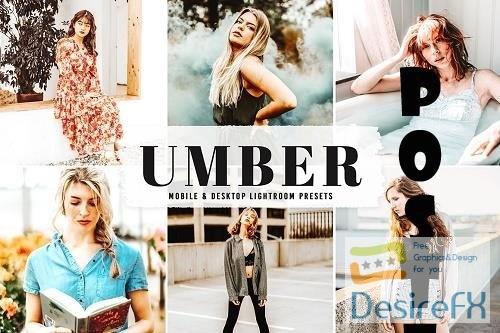 Umber Pro Lightroom Presets - 6574130 - Umber Mobile & Desktop Lightroom Presets