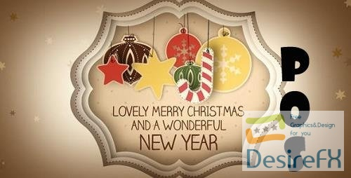 Videohive - Christmas Greetings - 9296968