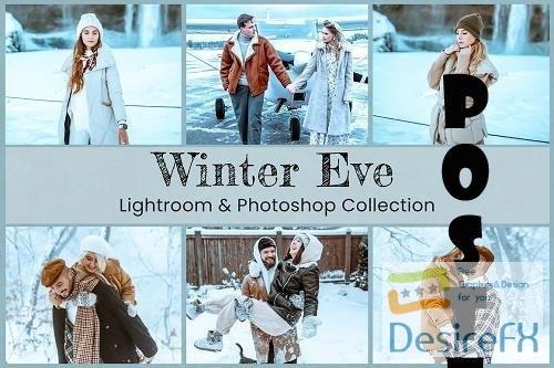 Winter Eve Lightroom Photoshop ACR - 6586657